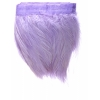 Coque Hackle 4-6in Value Strung 1Yd Lilac